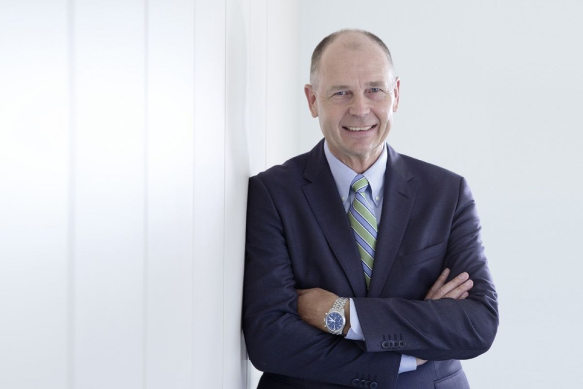Dr. Daniel Müller – CEO of Senn Chemicals AG